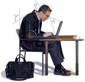 Экология компьютерного рабочего места