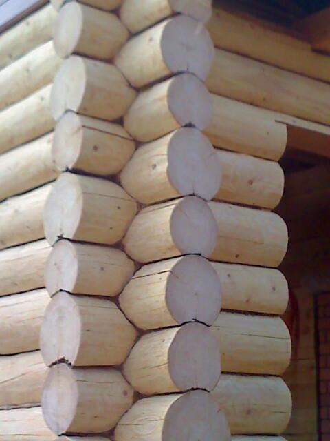 Эко дом (дом из древесины)