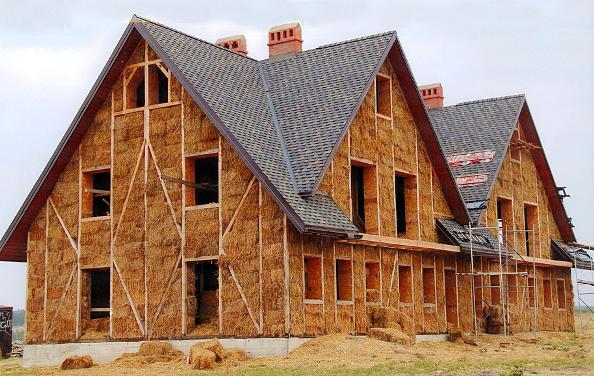 Кто строил дом с камыша
