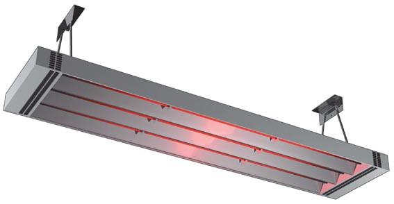 Инфракрасные обогреватели — экологически чистое тепло