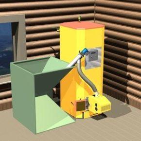 Пеллетные котлы автономного отопления - экологическое совершенство биотоплива