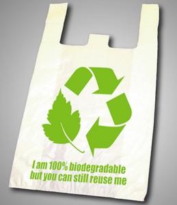 Будущее — за биоразлагаемым пластиком