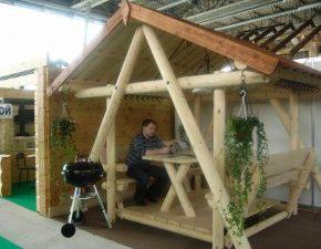 Выставка Деревянное домостроение / Holzhaus на ВВЦ в Москве