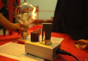 Ежегодная научная выставка «Теслатон» на ВВЦ - экология использования электричества и электробезопас...