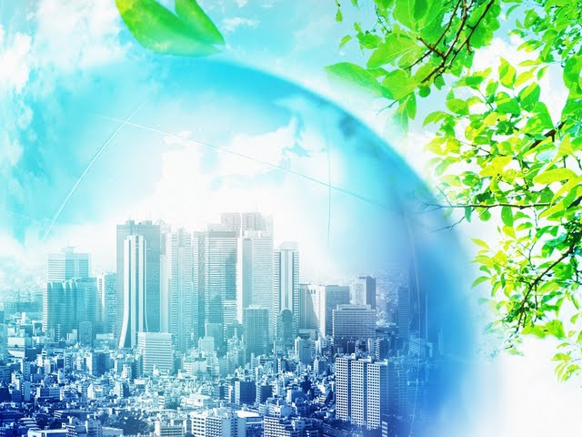 ecocity-and-nature-leaves-and-cityscape-digital-photo-of-ecocity-and-green-environment-107984