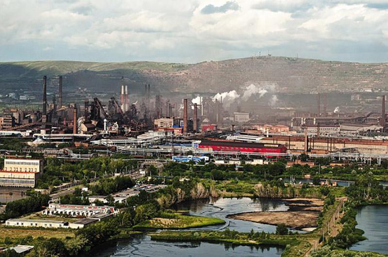 Самые экологически грязные города России